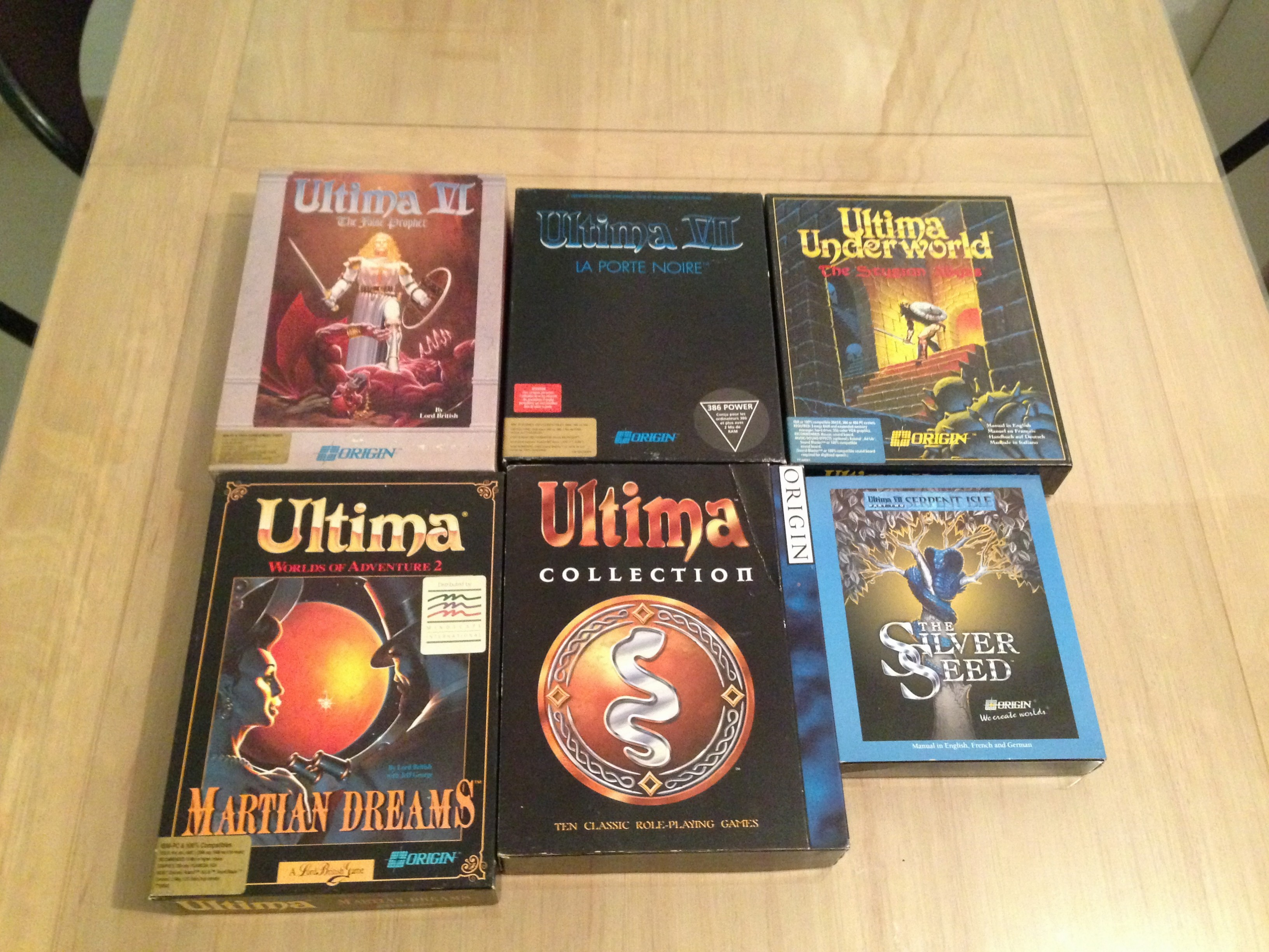Ultima 6 : ANG