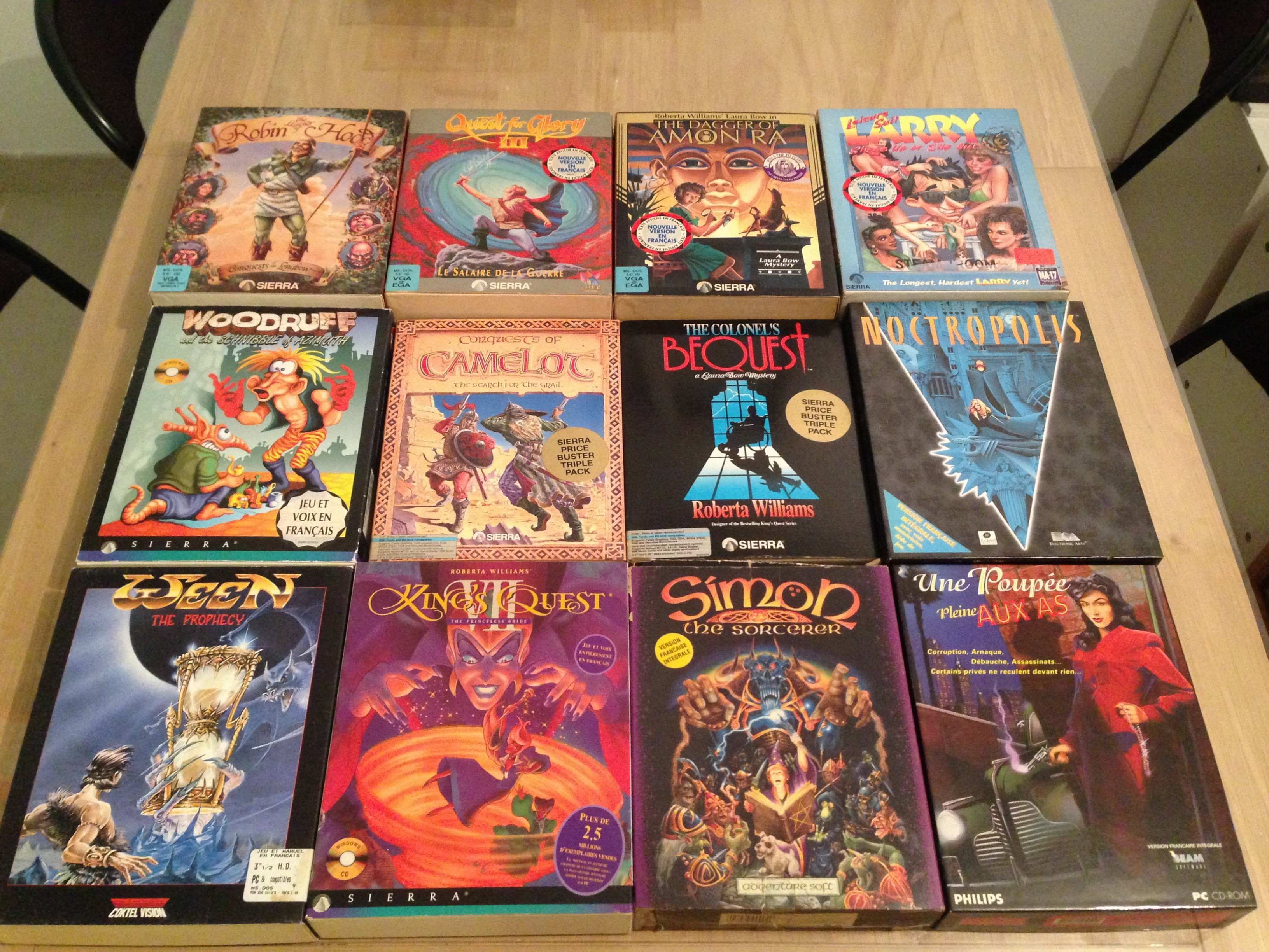 Robin of the hood : ANG