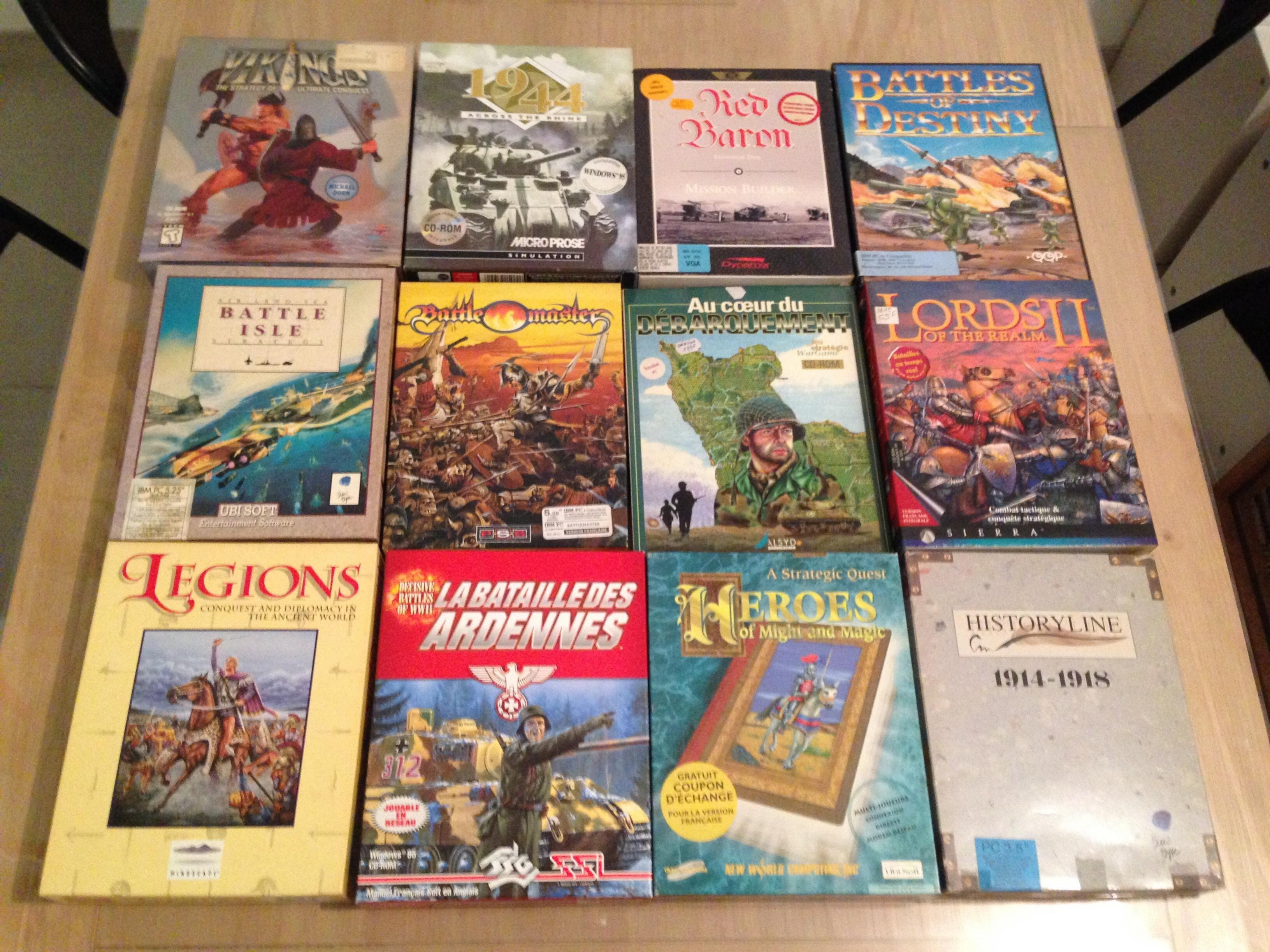 Vikings : the strategy of ultimate conquest : ANG